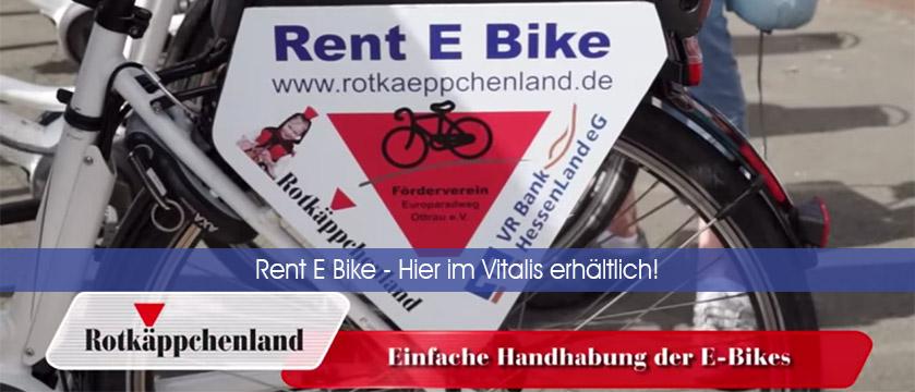 Rent E Bike