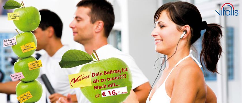 Reduziere deinen Beitrag auf bis zu 16 Euro monatlich