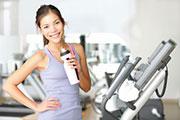 Gesund und fit durch Sport