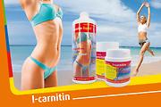 L-Carnitin zur Unterstützung des Fettabbaus