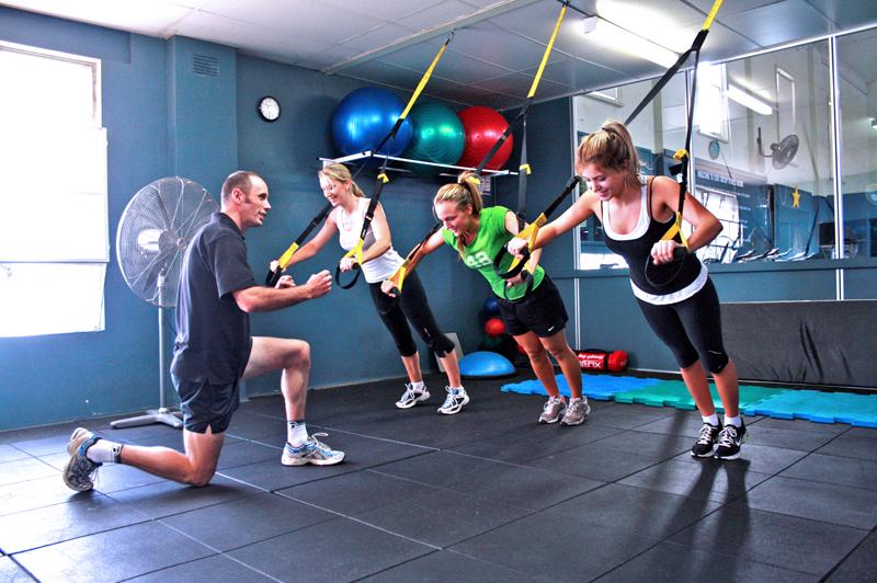 Teste unseren Sling Fitness Kurs  - Photo by www.localfitness.com.au
