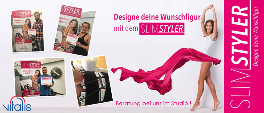 SlimStyler - jetzt im Studio informieren